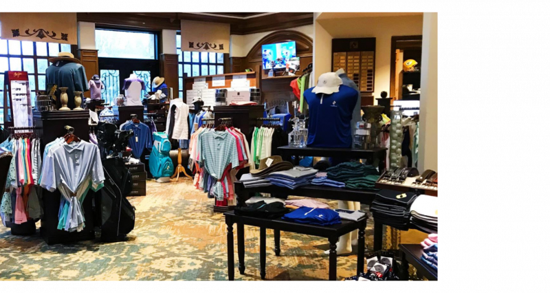 Dominion Golf Shop